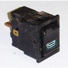 Heated Rear Window Rocker Switch Lucas 30456