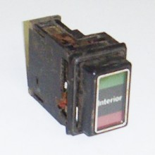 Interior Light Switch 30818