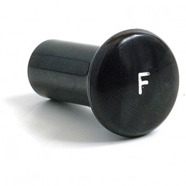 'F' Knob for Hexagonal Shaft