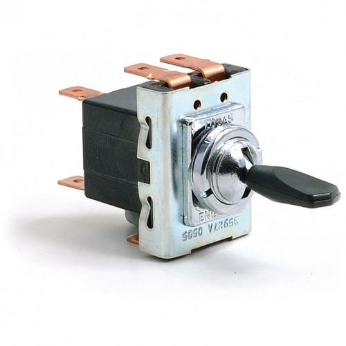 Lucas 57SA Type Off-on-on Toggle Switch for Wipers image #1