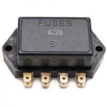 Lucas type 7FJ Reproduction Fuse Box 37420