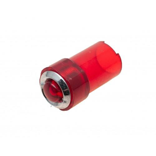 Lucas Red Warning Lamp - 38059