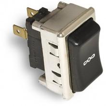 Off-on-on Fan Switch 39745 for Austin 1800