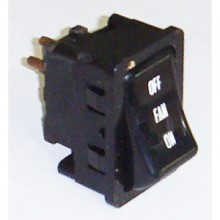 Rocker Switch - Two Speed Fan 39828