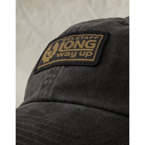 Belstaff Long Way Up Baseball Cap - Black image #4