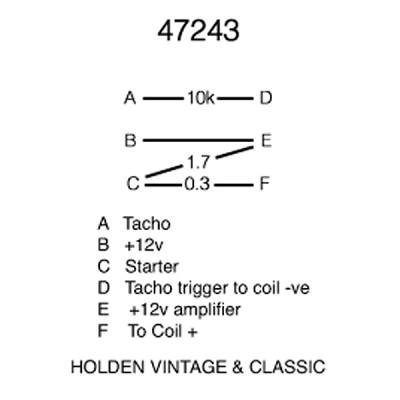 Ballast Resistor 9BR