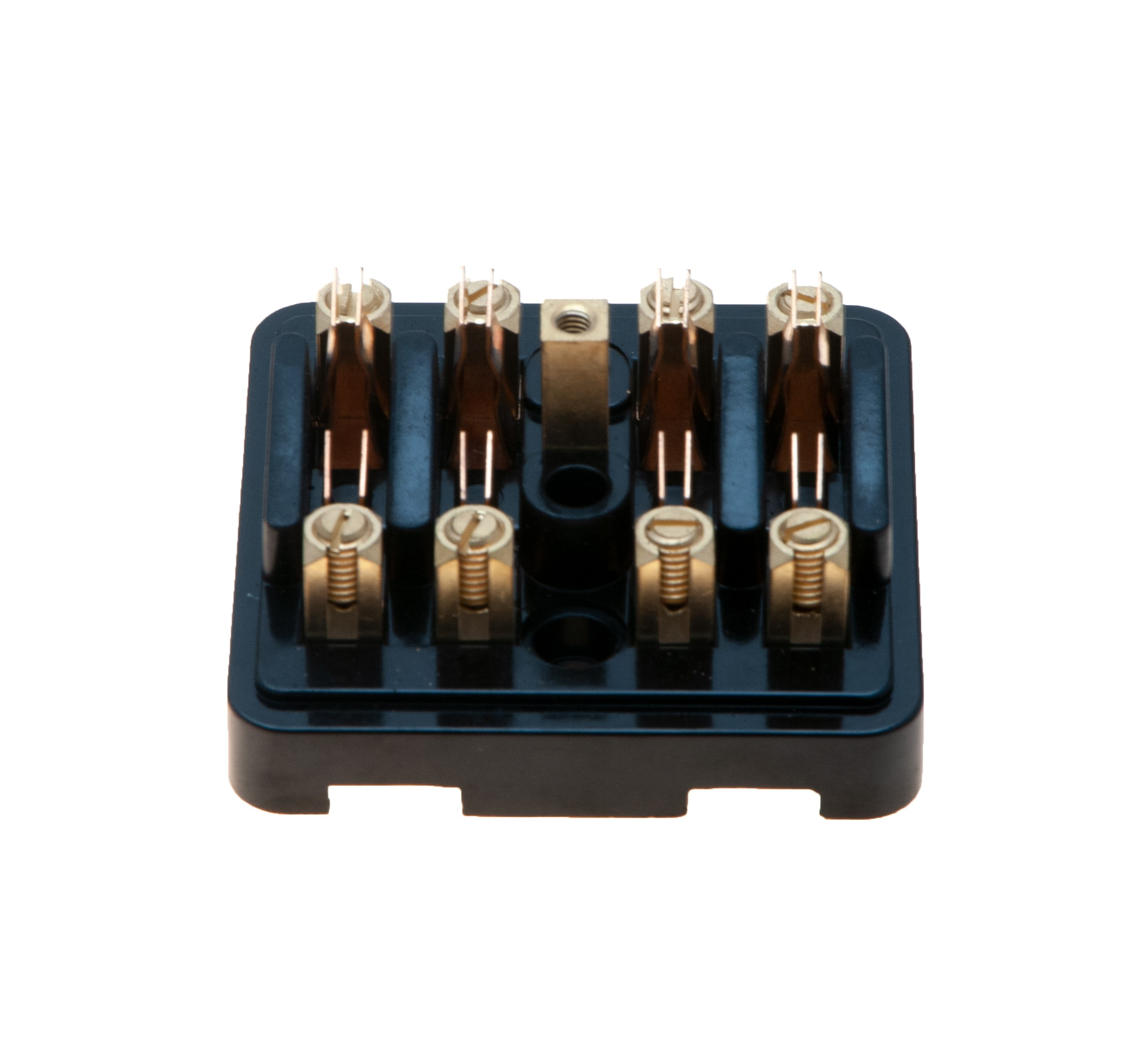 sf4 type fuse box for four glass type fuses repro for. Black Bedroom Furniture Sets. Home Design Ideas