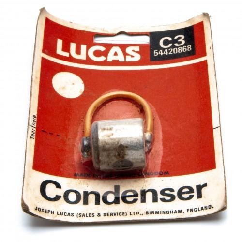 Lucas Condensor - Triumph GT6/Spitfire/Stag - 54420868