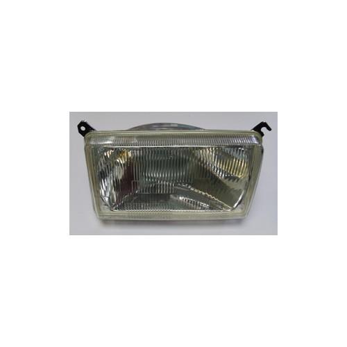 Square Halogen Headlamp Unit image #1
