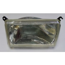Square Halogen Headlamp Unit