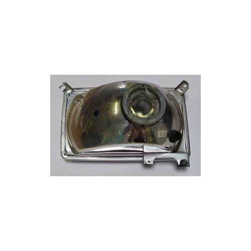 Square Halogen Headlamp Unit image #2