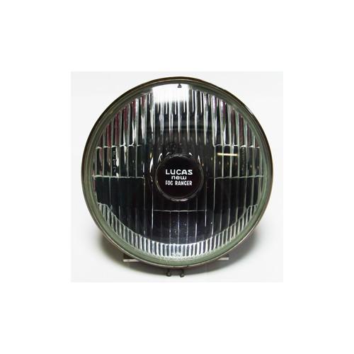 Lucas New Fog Ranger Light Unit Only 5 3/4 in image #1