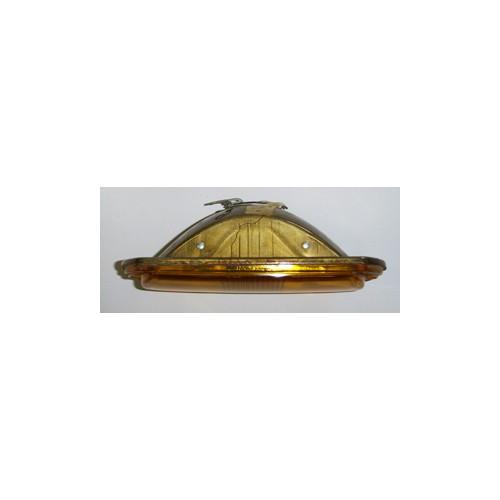 Lucas Square 8 Spot Lamp LR8 Light Unit Only - Amber image #3