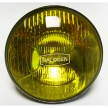 Lucas Headlight Unit 5 3/4 in Amber H1