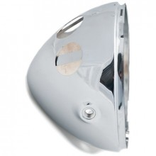 Headlamp Shell Side Mounting-Chrome-Switch/Warning Lights