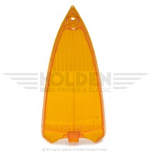 Lucas L729 Type Rear Lamp - Amber Lens Only