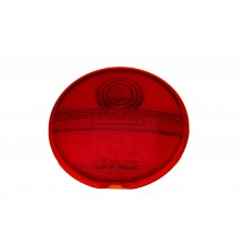 Lucas L553 Red Glass Lens - 574108