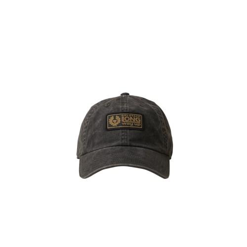 Belstaff Long Way Up Baseball Cap - Black