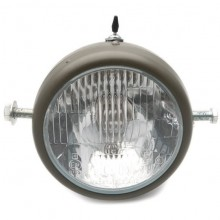 5 1/2 in Lucas Original Headlamp Side Mounting