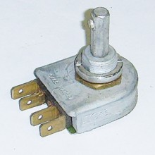 Rheostat Switch 78527