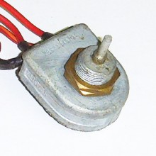 Rheostat Switch 78573