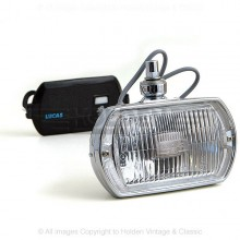 Square 8 Foglamp FT8 (Lucas licenced reproduction)