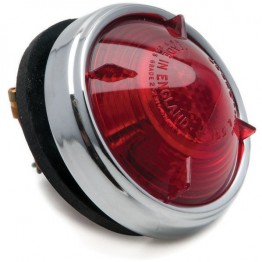L551 Rear Lamp Double Contact Bulb Red