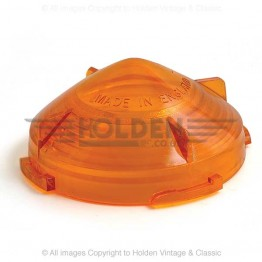 Lucas L551 Type Lamp Lens Only - Amber