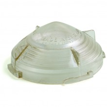 Lucas L551 Type Lamp Lens Only - Clear