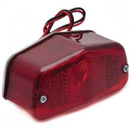 Lucas L564 Type Stop  Tail & Numberplate Lamp