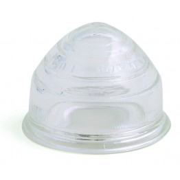Lucas L594 Type Lamp Lens Only - Clear