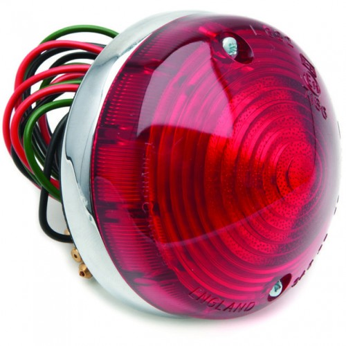 Lucas L691 Type Rear Lamp - Double Contact image #1