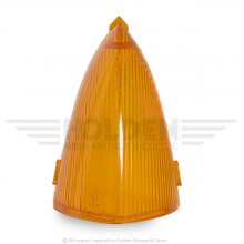 Lucas L695 Type Rear Lamp Lens Only - Amber