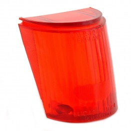 Lucas L701 Type Lamp Lens Only - Red