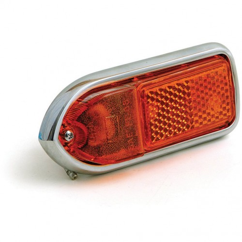 Front Left Sidemarker Lamp for MGB and TVR L824/54921 BHA4969 image #1