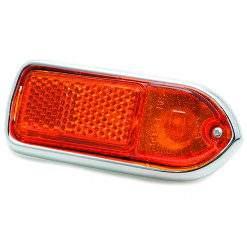Front Right Sidemarker Lamp for MGB & TVR L824/54920 BHA4968 image #1