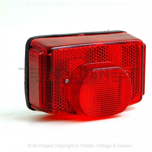 Lucas L917 Type Stop  Tail & Numberplate Lamp image #1
