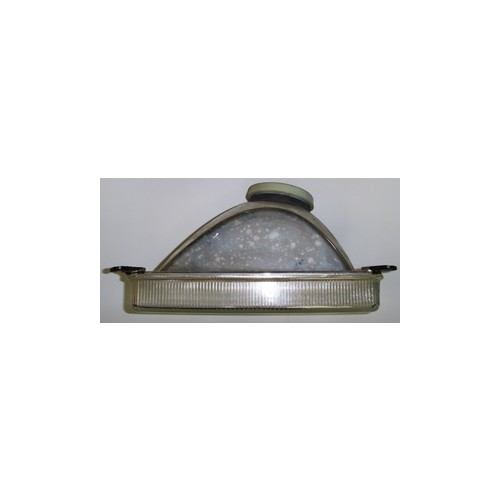 Square Halogen Headlamp Unit marked FORD image #3