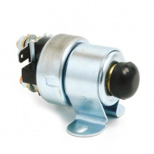 Starter Solenoid with Push Button
