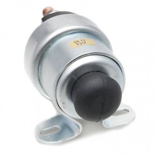 Starter Solenoid with Push Button  Isolated Return image #1
