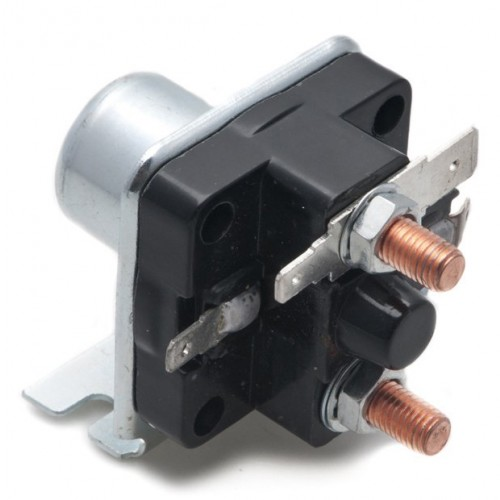 Starter Solenoid for use with Ballasted Coil SRB335 image #1