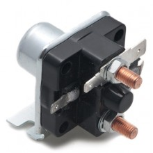 Starter Solenoid for use with Ballasted Coil