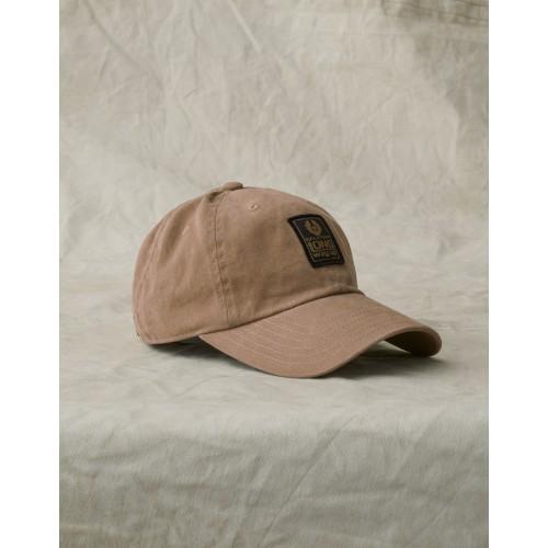 Belstaff Long Way Up Baseball Cap - Vintage Khaki image #2