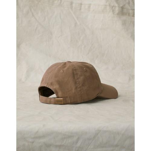 Belstaff Long Way Up Baseball Cap - Vintage Khaki image #3