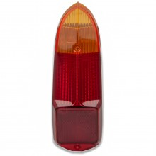 Lucas L840 Type Rear Lamp - Lens Only