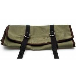 Canvas Tool Roll With Holden Logo - Holds 14 tools