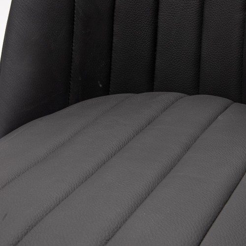 Sports Bucket Seat in black leather image #4