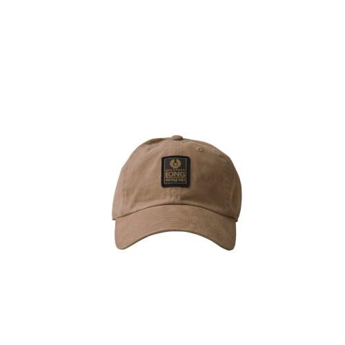 Belstaff Long Way Up Baseball Cap - Vintage Khaki