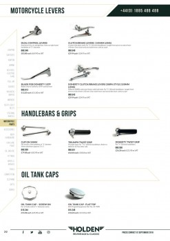 Motorcyle Parts