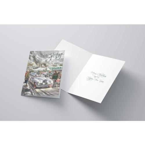 Christmas Card  Alpine Rally (Set of 10) image #1